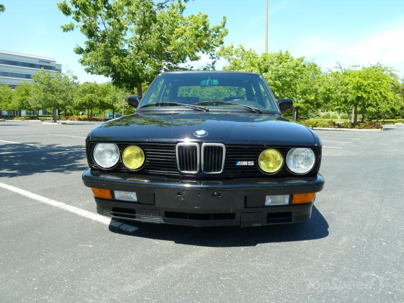 for sale 1988 bmw m5 with s54 engine swap picture 552260 car news top speed. Black Bedroom Furniture Sets. Home Design Ideas