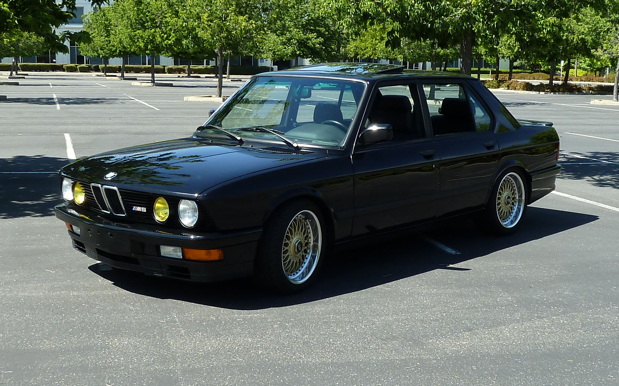 For Sale 1988 Bmw M5 With S54 Engine Swap News Gallery