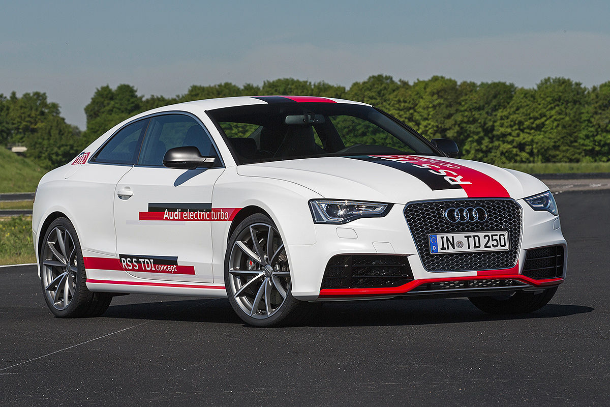 Engine Burning Oil >> 2014 Audi RS 5 TDI Concept | Top Speed