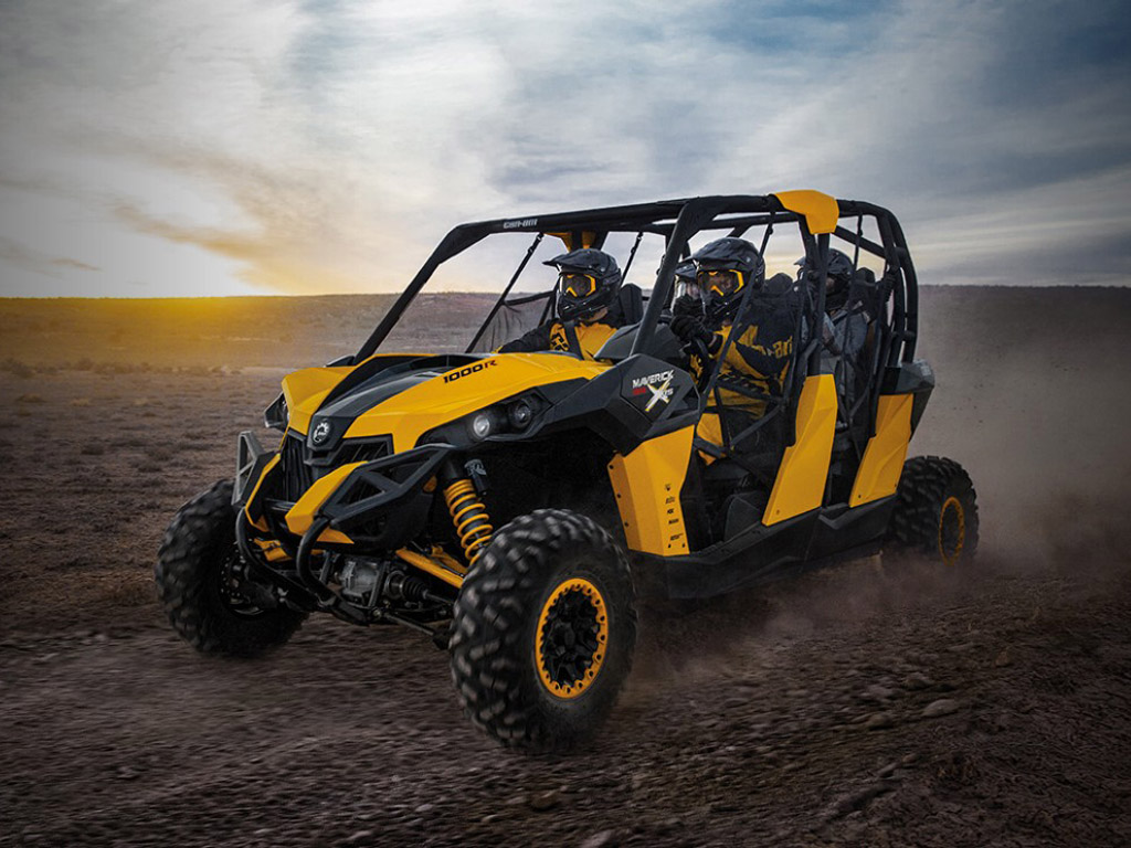 2014 Can-Am Maverick MAX X Rs DPS - Picture 554048 | motorcycle ...