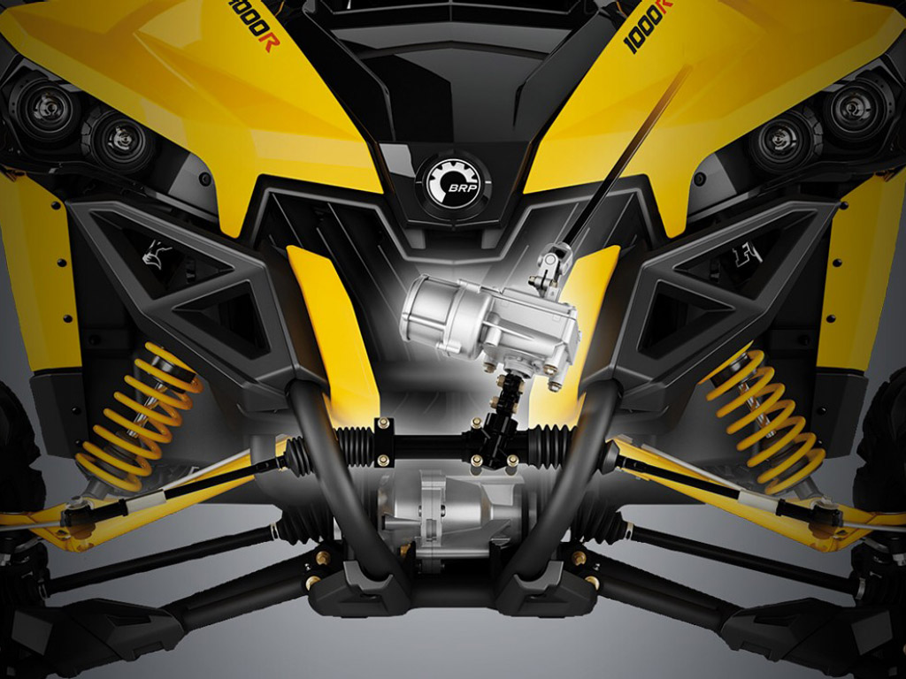 2014 Can-Am Maverick MAX X Rs DPS | Top Speed