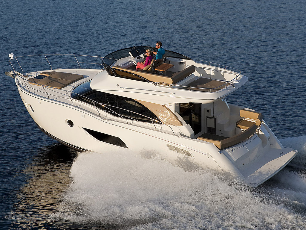2014 Carver Yachts C40 - Picture 552556 | boat review ...