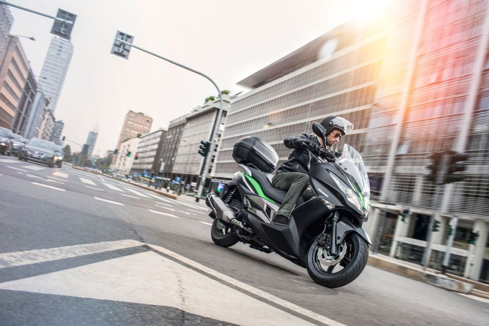 Is Kawasaki Prepared To Build Its Own Scooters After Filing