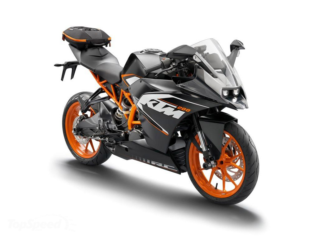 2014 KTM RC 200 - Picture 553971 | motorcycle review @ Top ...