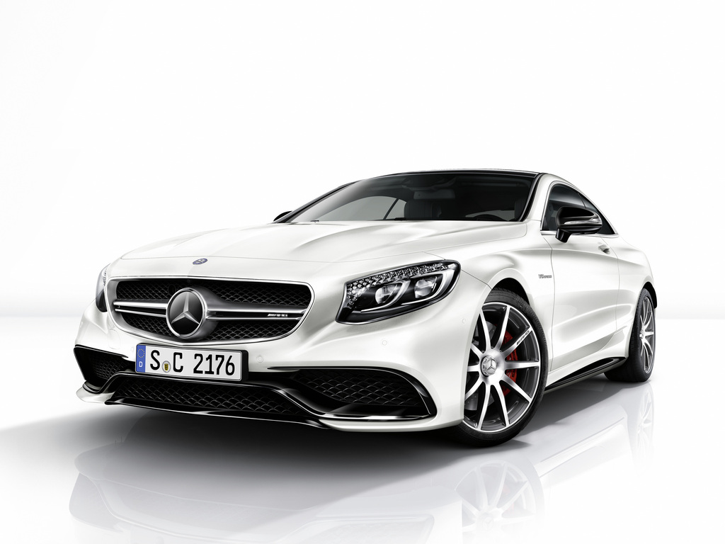 2015 Mercedes Benz S63 Amg Coupe By Amg Performance Studio