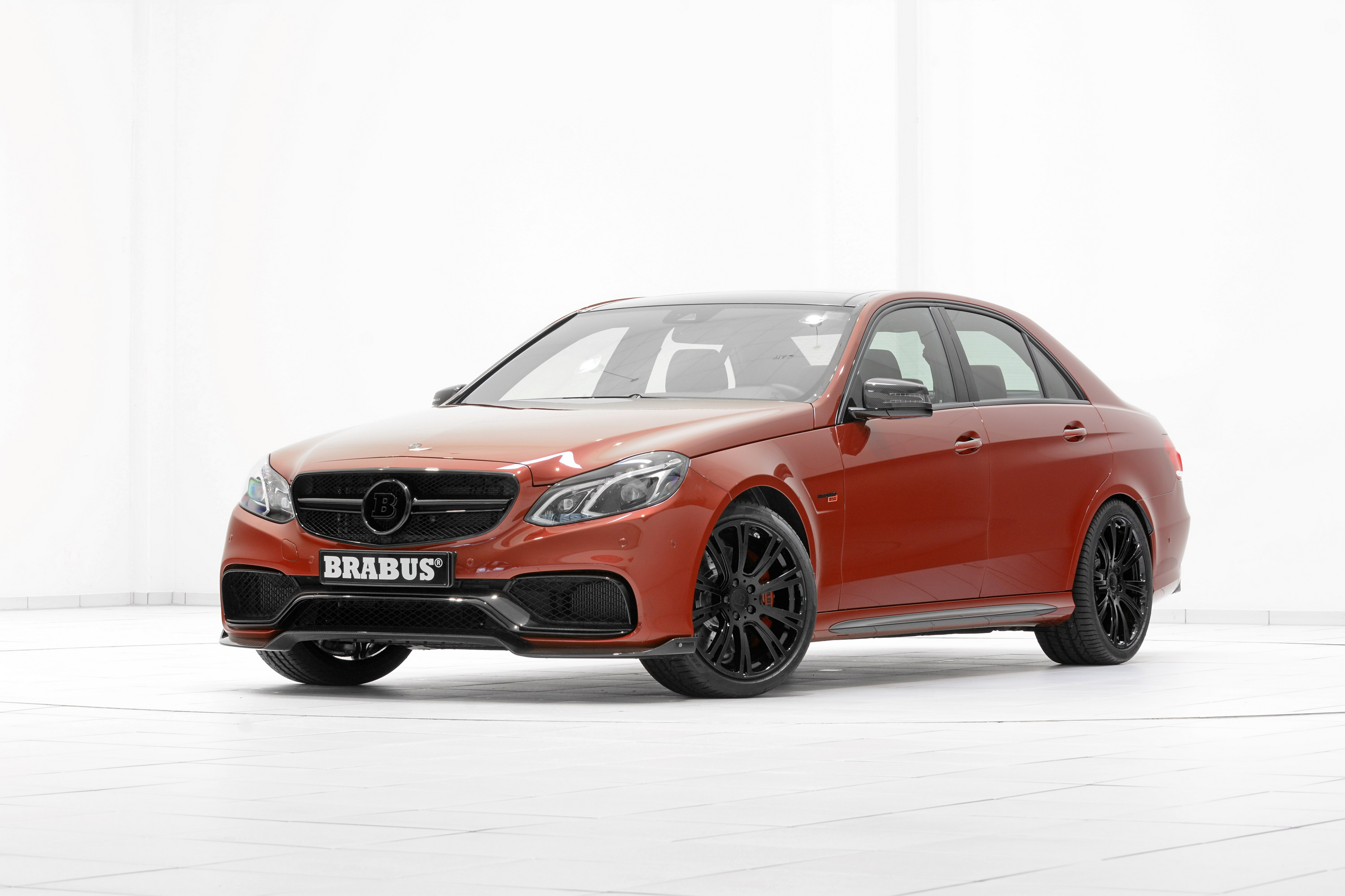 6 Door Truck >> 2014 Mercedes E63 AMG 850 6.0 Biturbo By Brabus Review ...