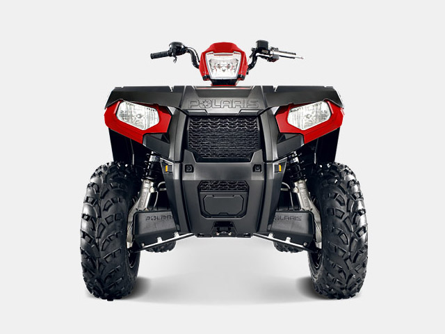 2014 Polaris Sportsman 400 H O  | Top Speed