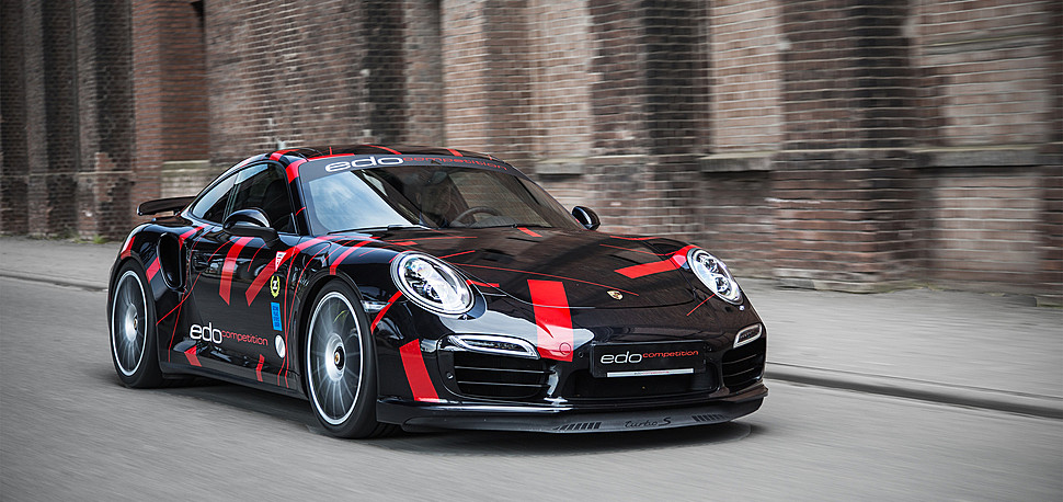 2014 porsche 911 turbo s by edo competition gallery 551514 top speed. Black Bedroom Furniture Sets. Home Design Ideas