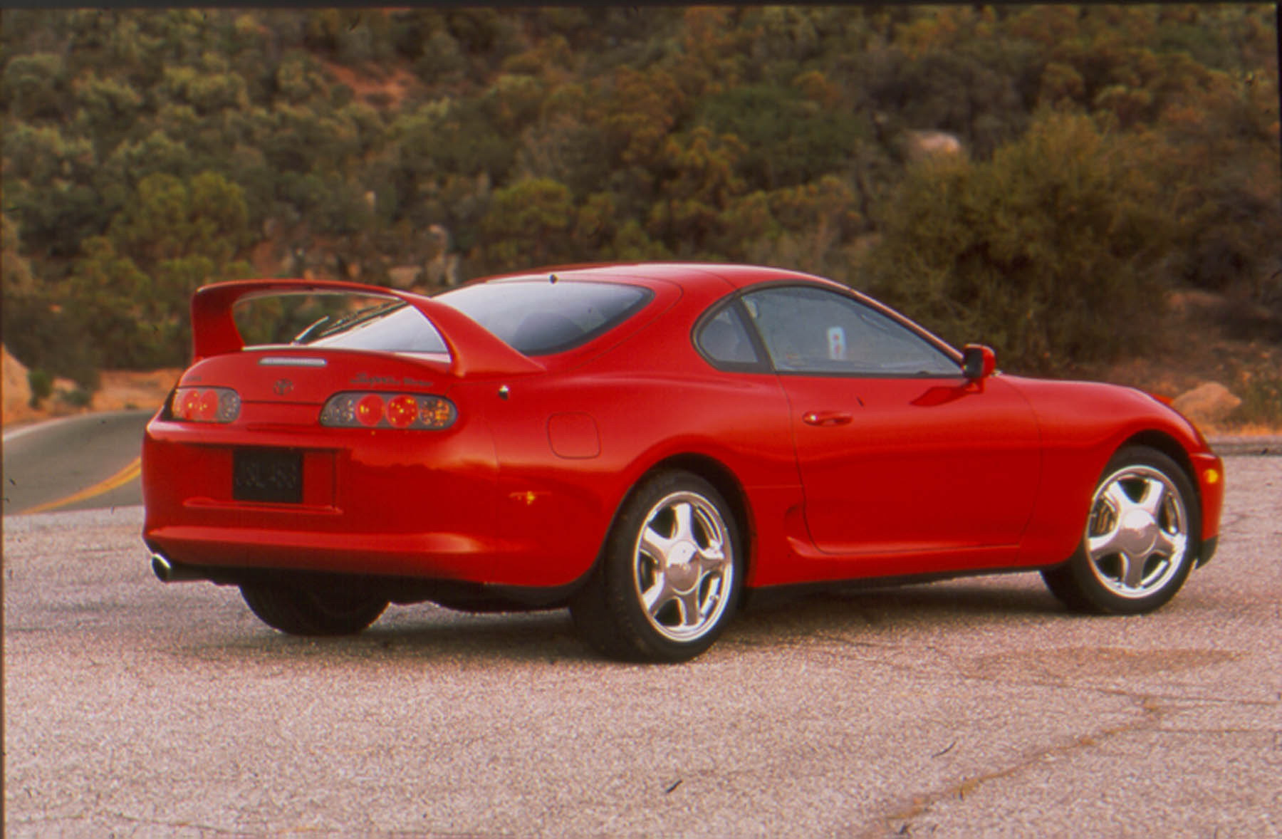 1993 1998 Toyota Supra Top Speed