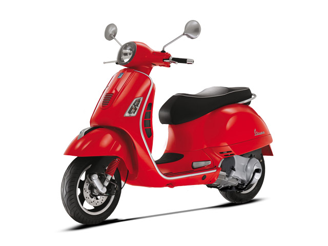 2014 Vespa GTS 300 IE Super - image 551475
