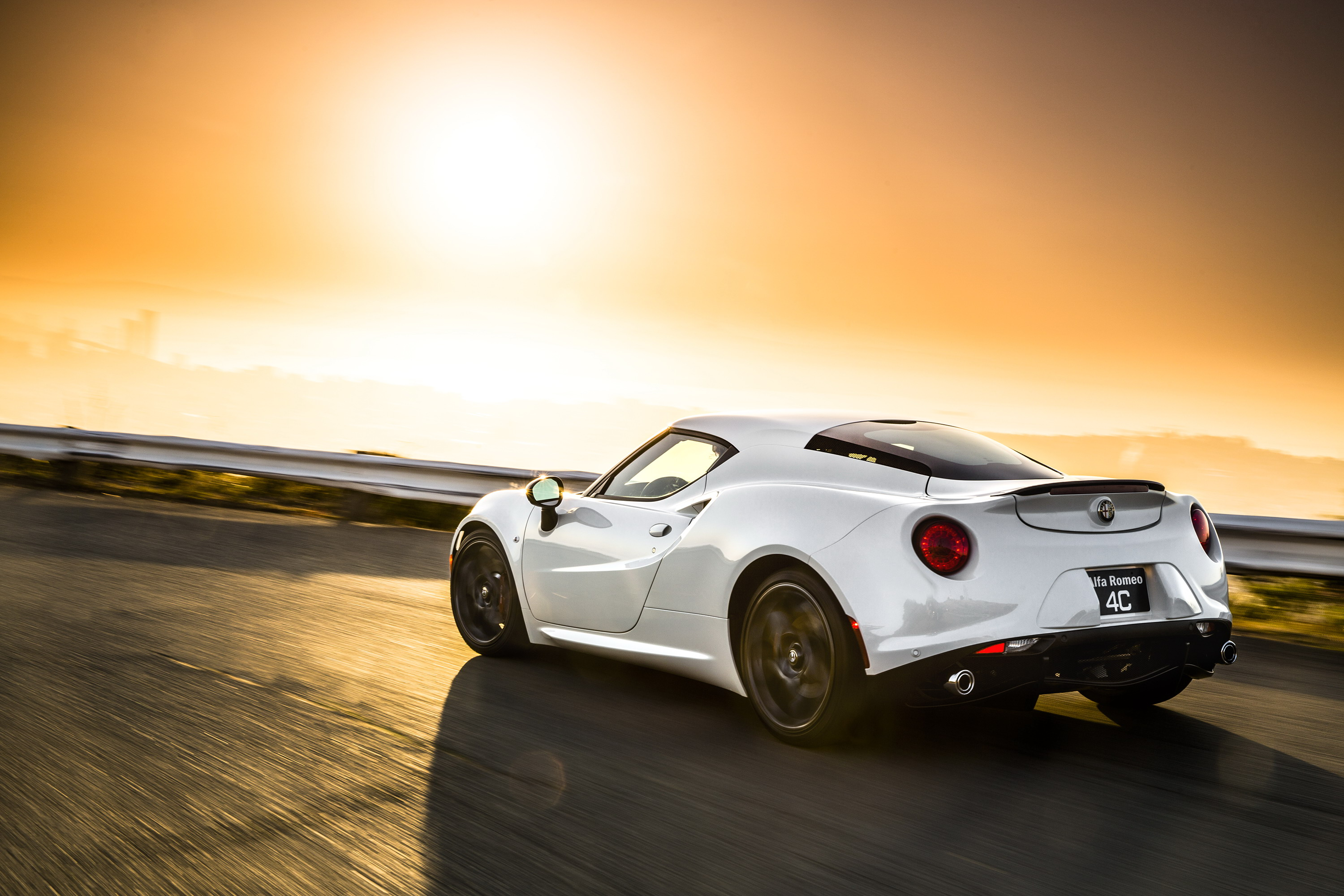 Word Has It That Theres A V6 Powered Alfa Romeo 6c In The Works 4c Wiring Harness Top Speed