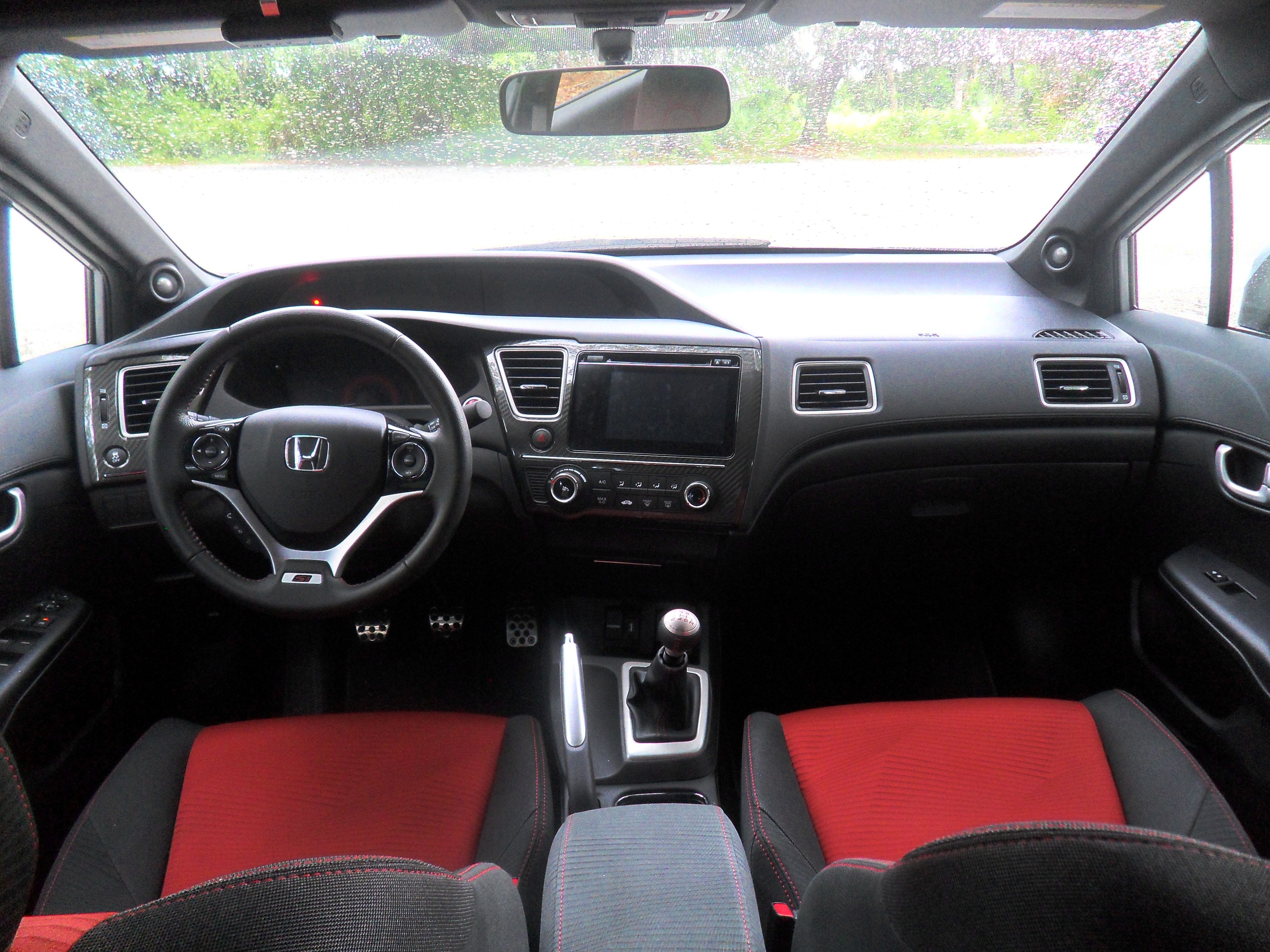 2014 Honda Civic Si Sedan   Driven | Top Speed. »