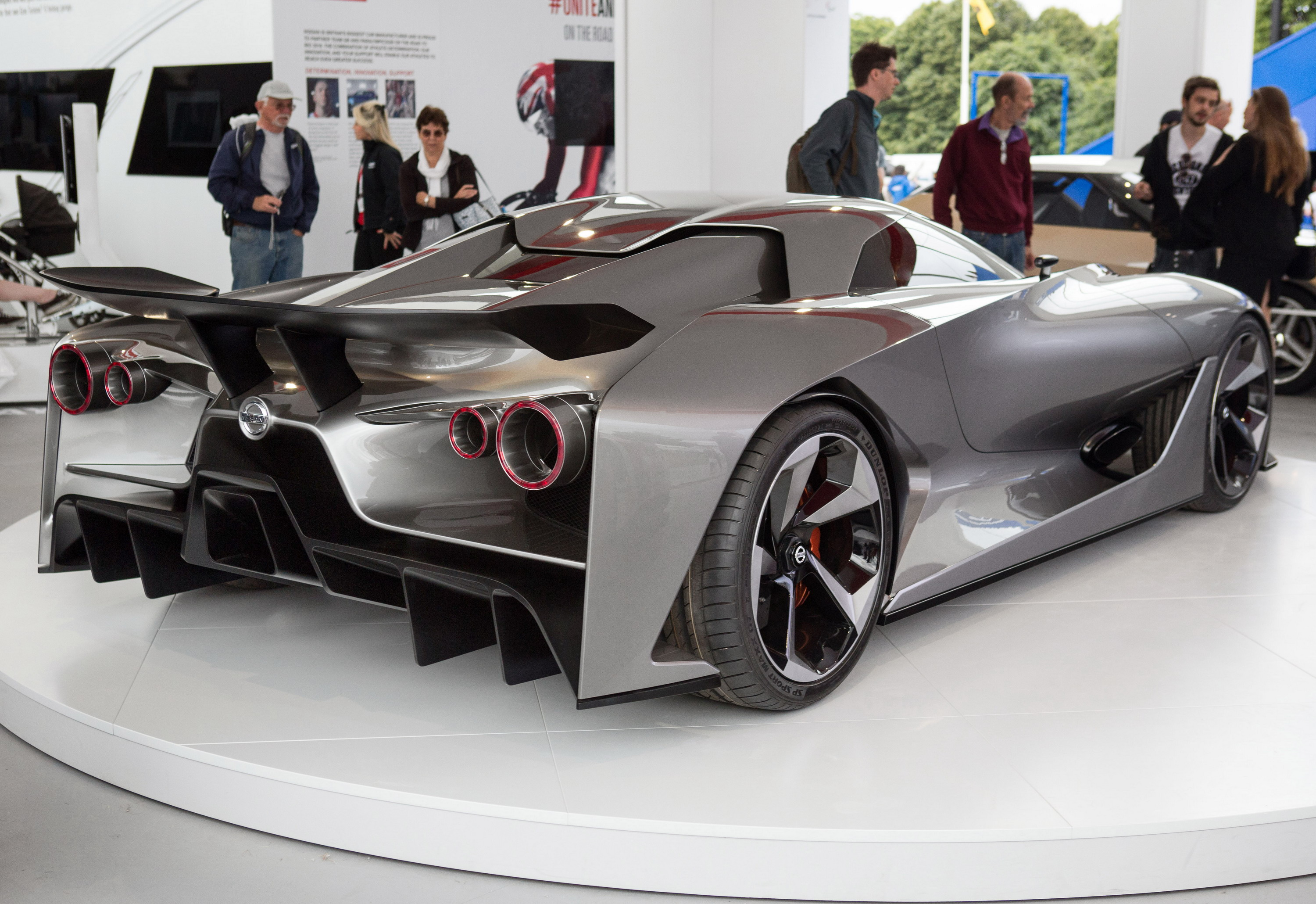 2014 Nissan Concept 2020 Vision Gran Turismo Top Speed