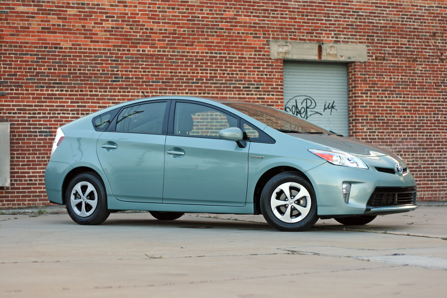2014 Toyota Prius   Driven | Top Speed. »