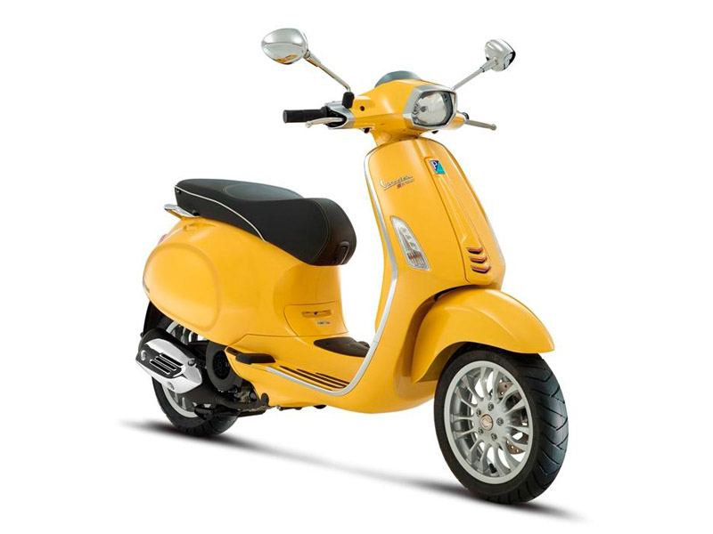 2014 Vespa Sprint 50 Pictures, Photos, Wallpapers.