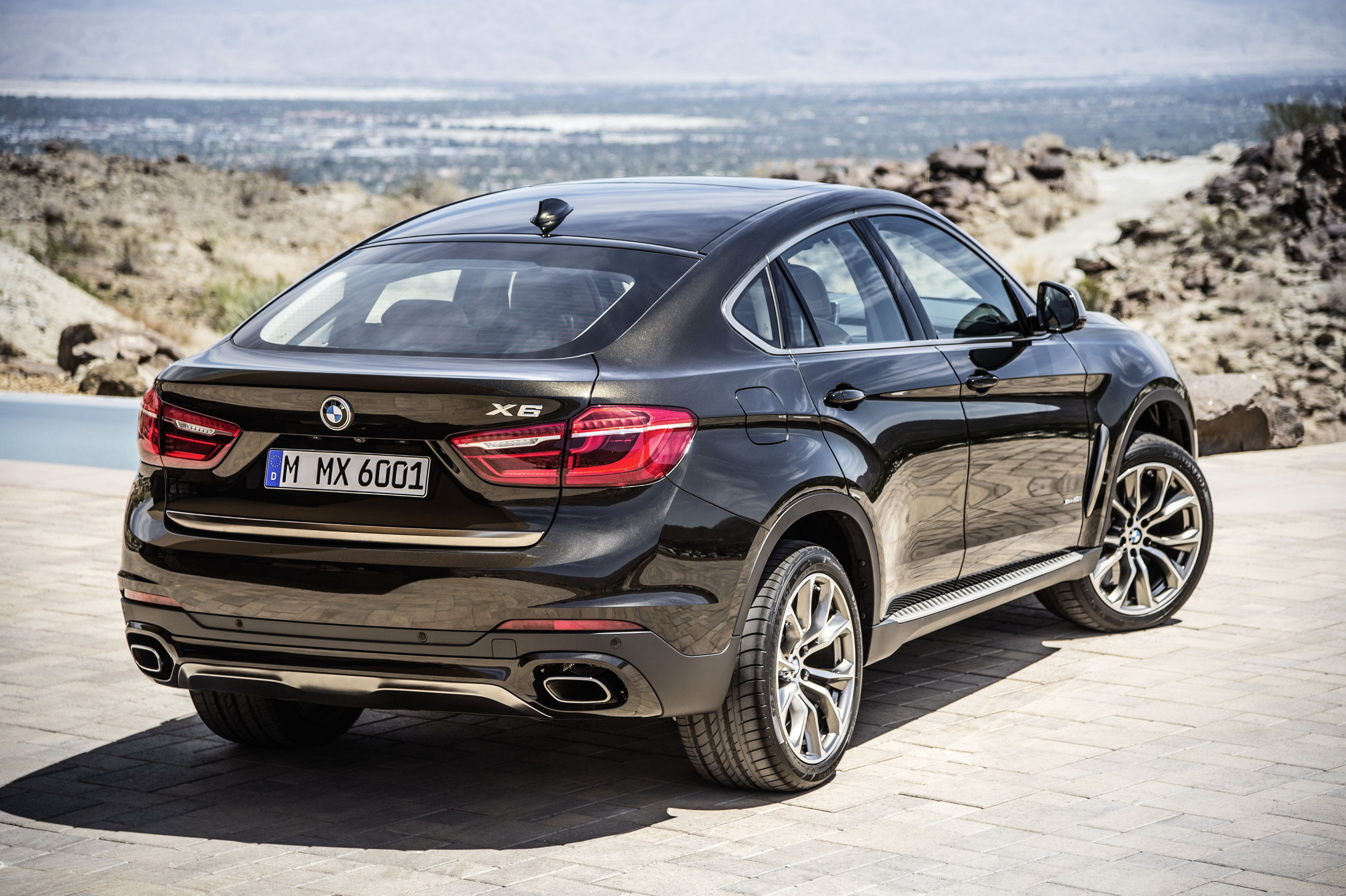 2015 Bmw X6 Top Speed