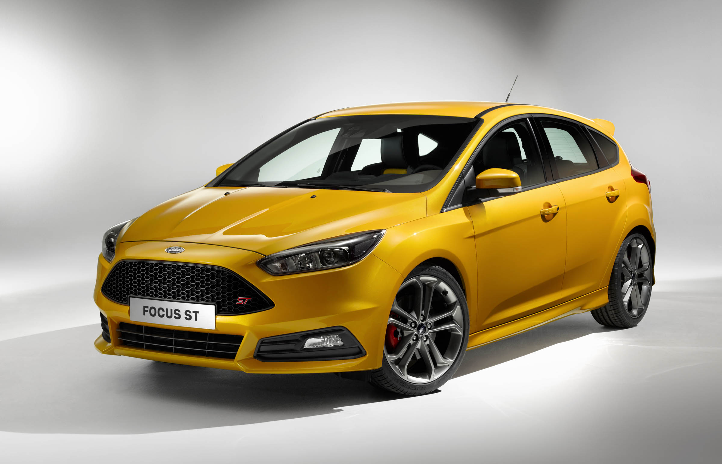 Ford Focus St Top Speed