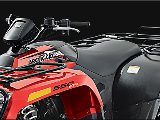 2014 Arctic Cat 550 Limited | Top Speed