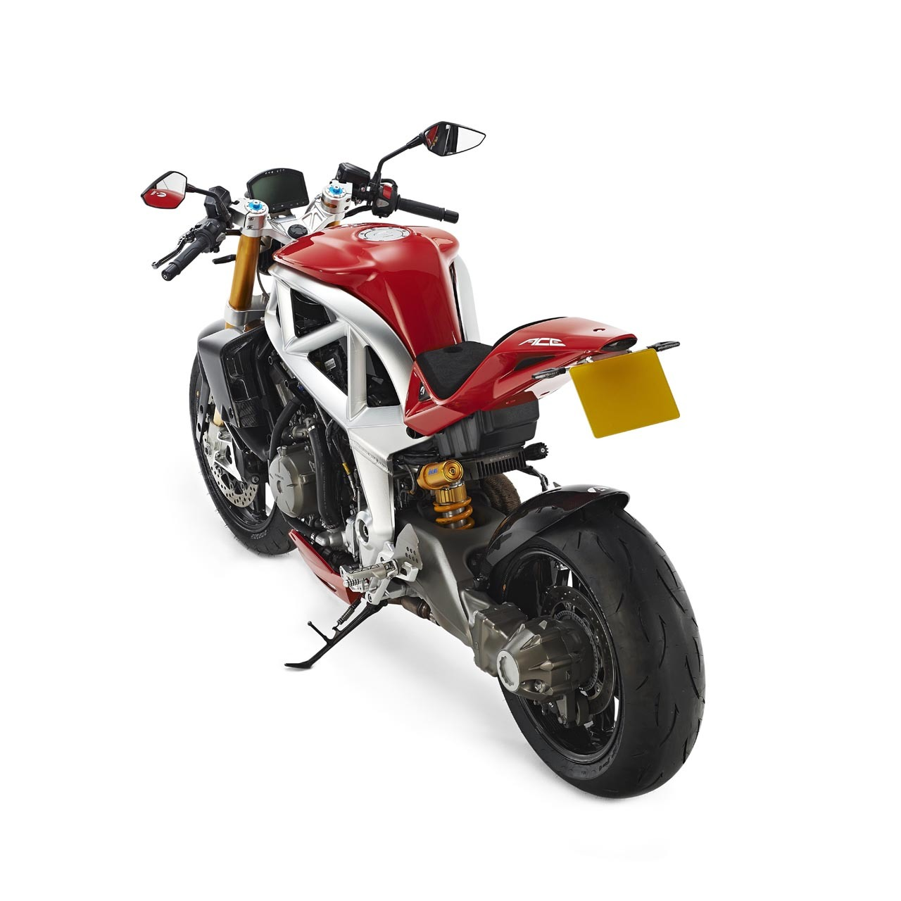 2015 Ariel Ace Top Speed Sonic 150r Honda Racing Red Solo
