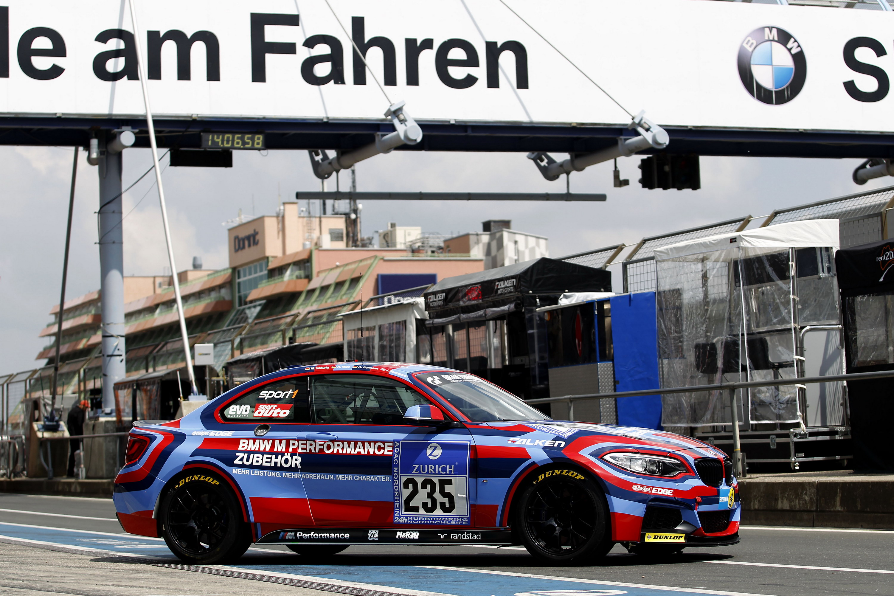 2014 Bmw M235i Racing Nurburgring 24 Hours Edition Top Speed