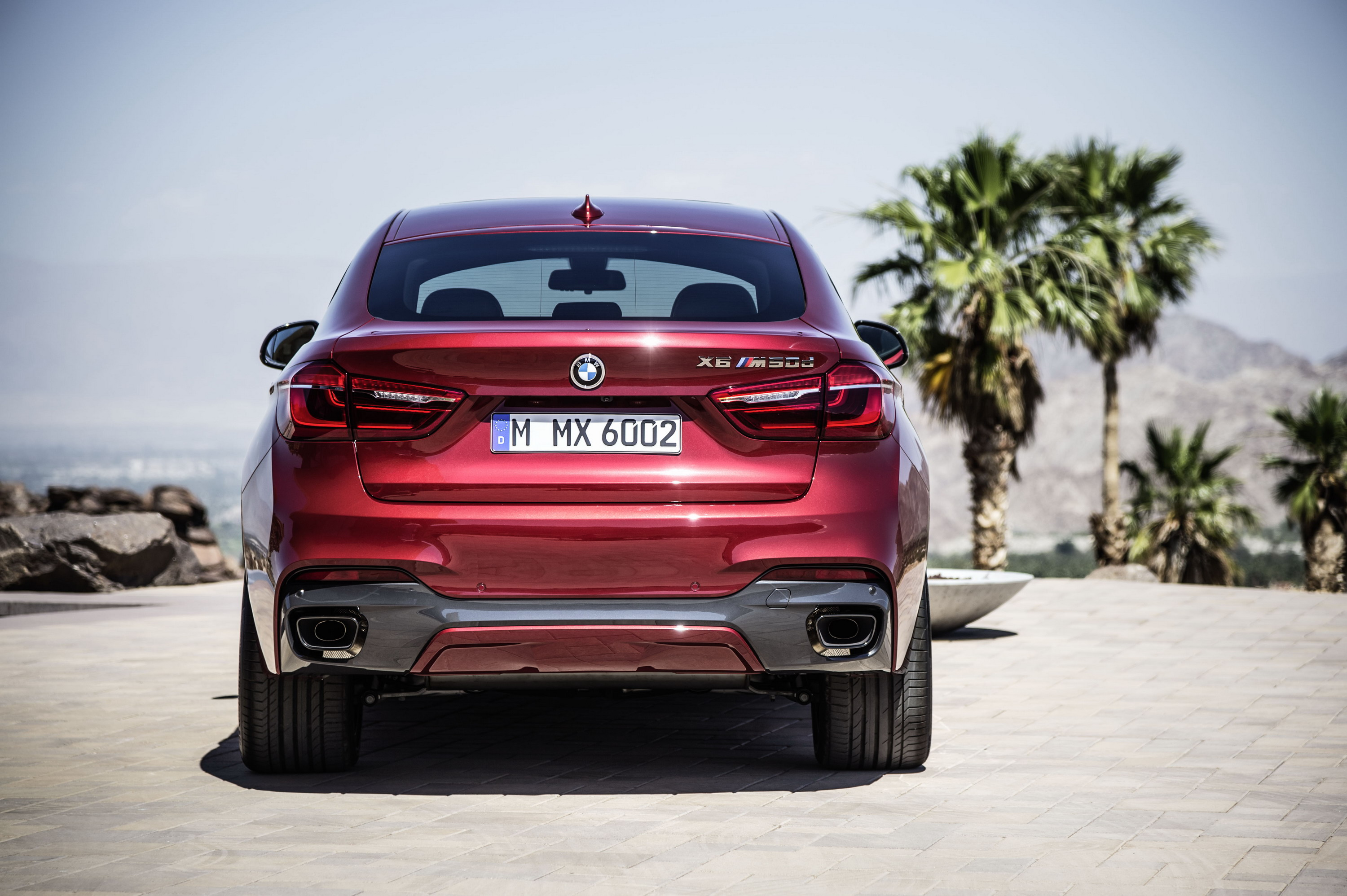 2015 Bmw X6 M50d Review Top Speed