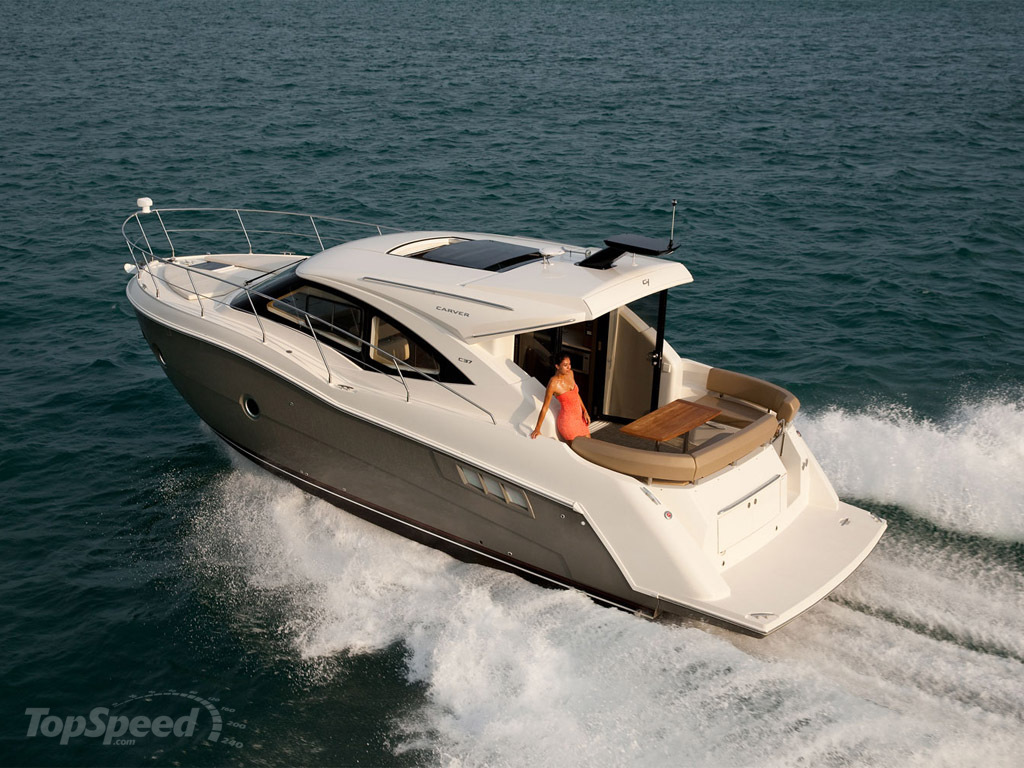 2014 Carver Yachts C37 - Picture 555801 | boat review ...