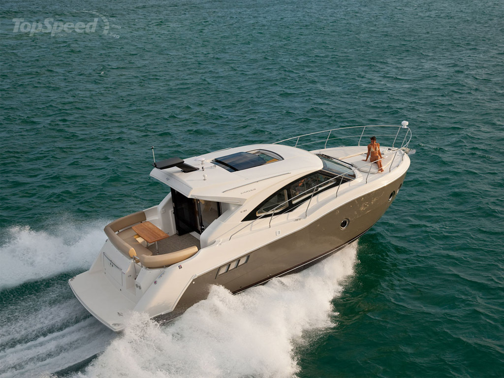2014 Carver Yachts C37 - Picture 555800 | boat review ...