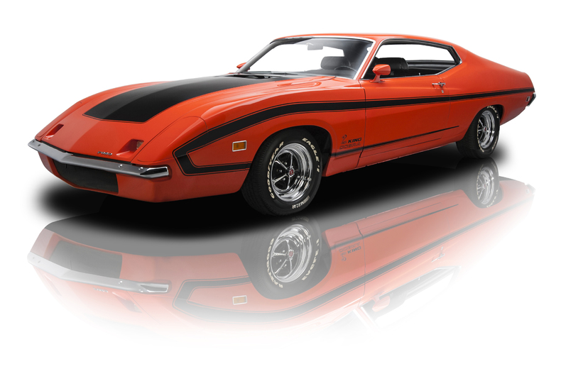 1970 Ford Torino King Cobra Prototype Top Speed