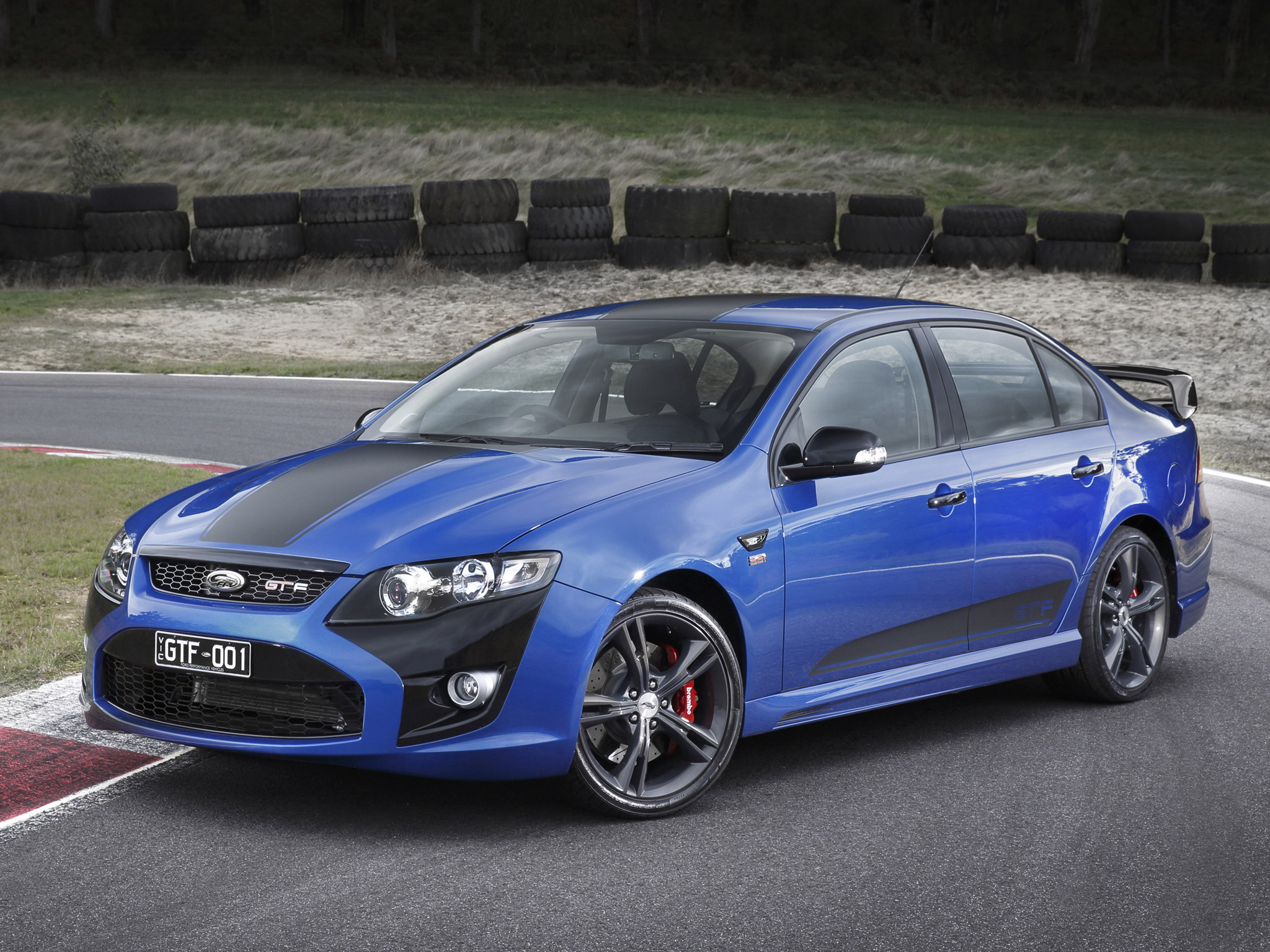 2015 Ford FPV GT F | Top Speed