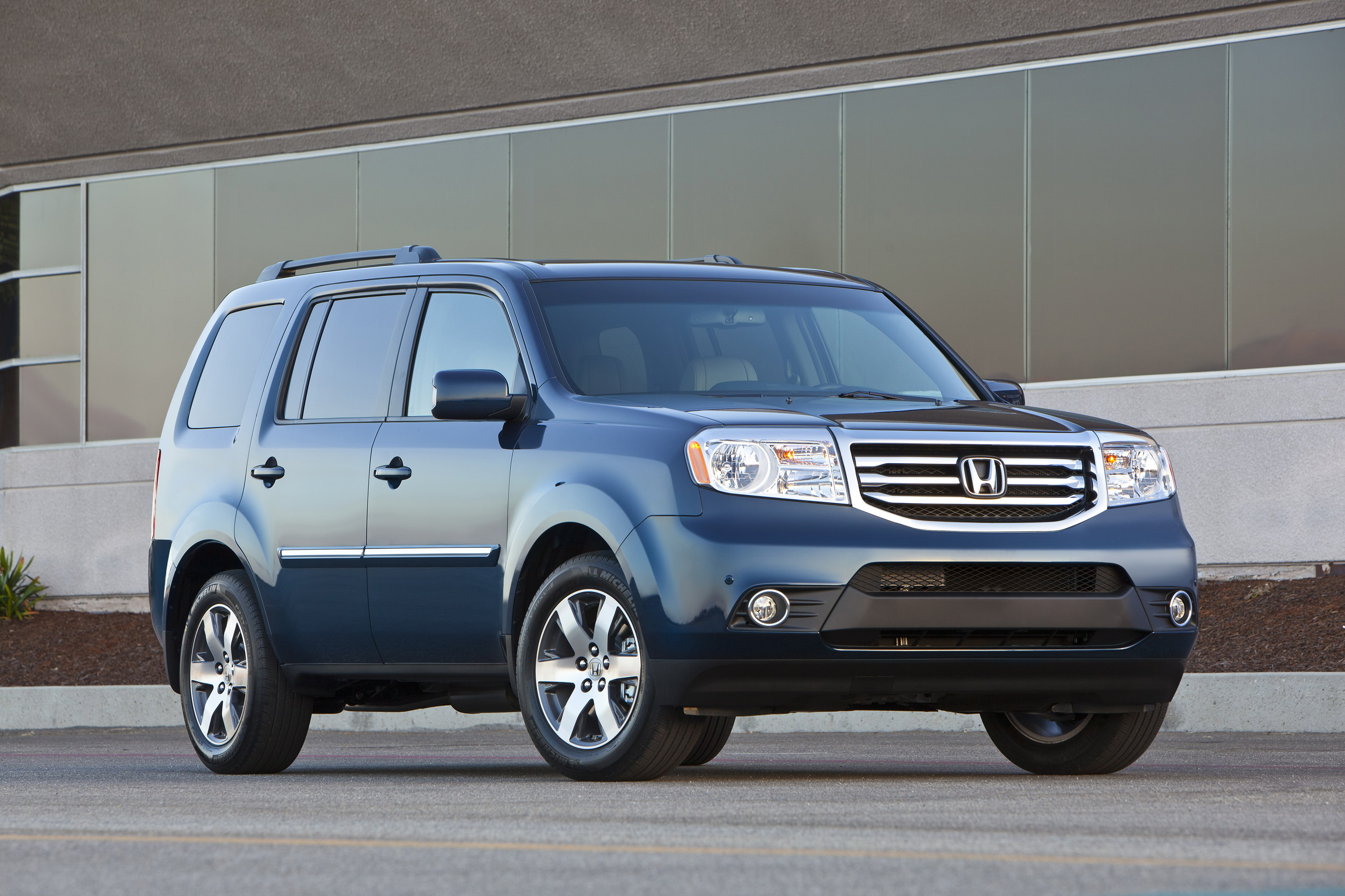 2015 Honda Pilot Special Edition | Top Speed. »