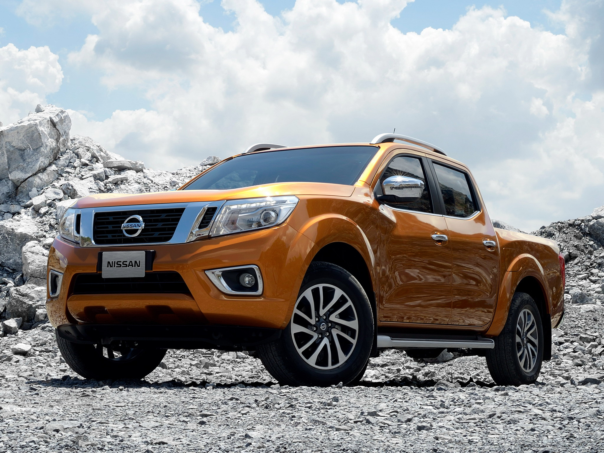 Nissan Wants To Take On The Ranger Raptor With A Meaner Navara Top