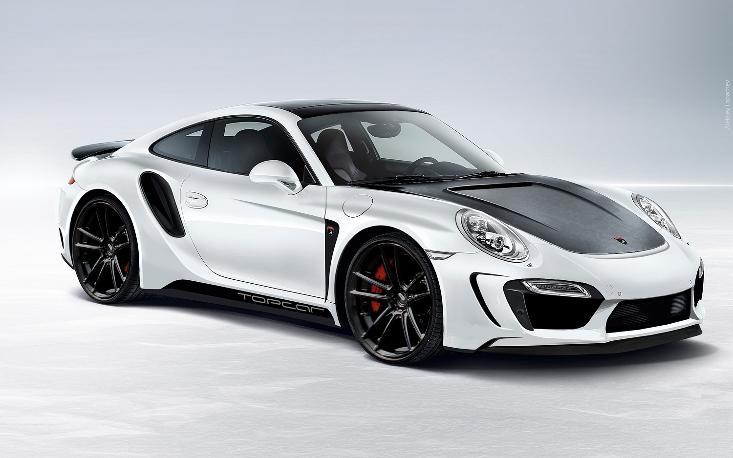 2014 Porsche 911 Turbo/Turbo S Stinger GTR By TopCar Pictures, Photos, Wallpapers.
