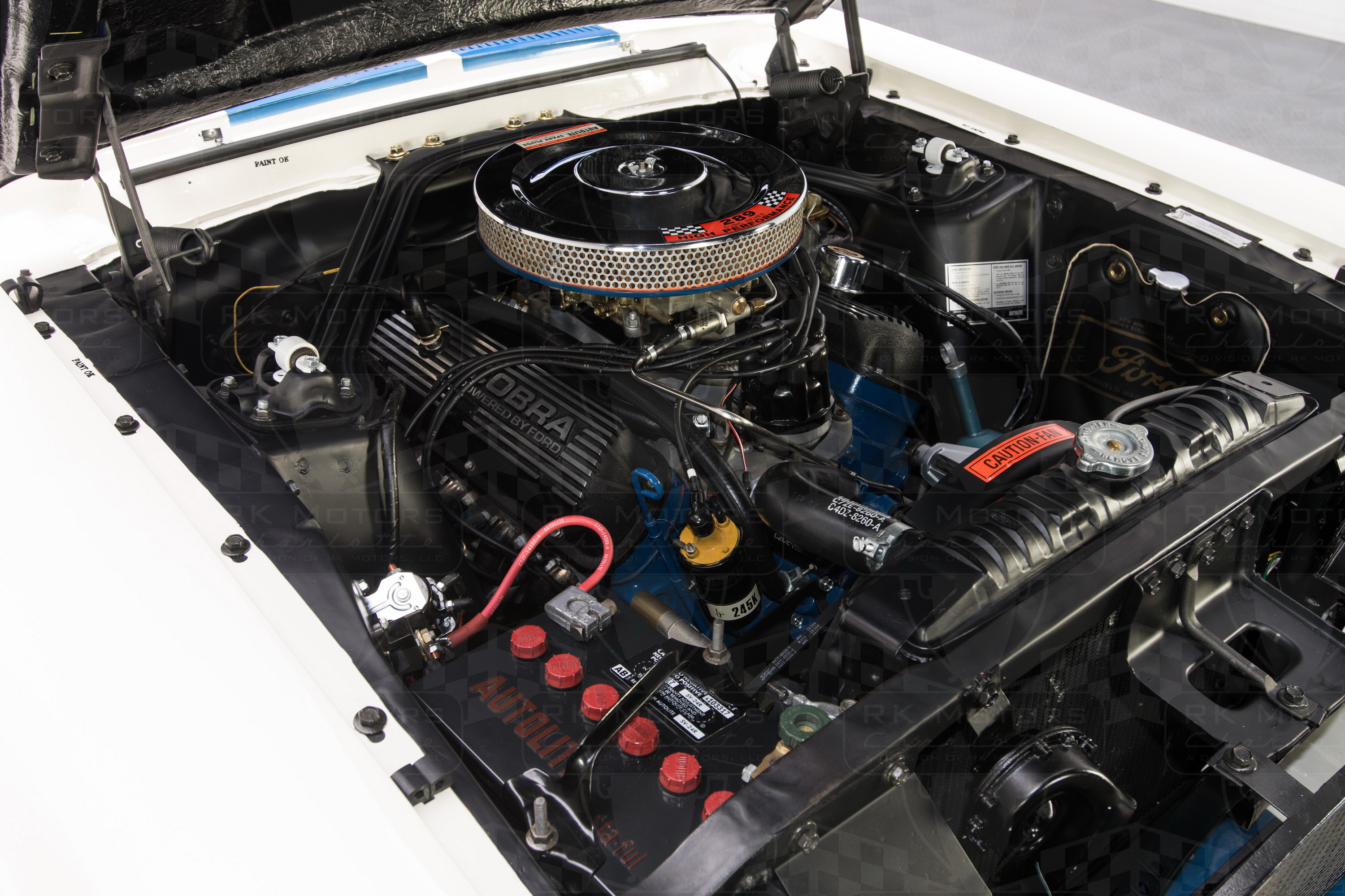 1967 Ford Shelby Mustang GT350 | Top Speed