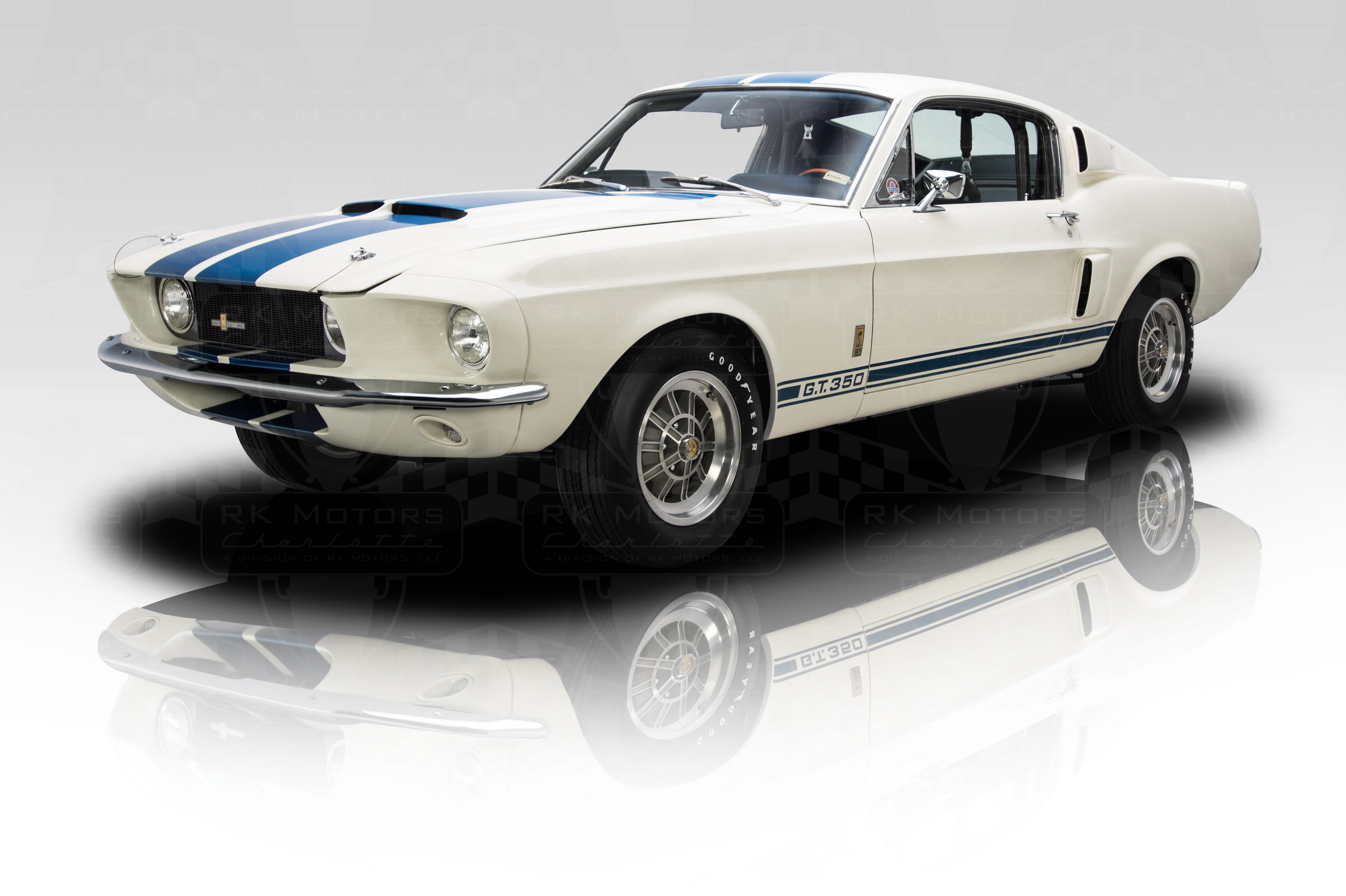 1967 ford shelby mustang gt350 top speed