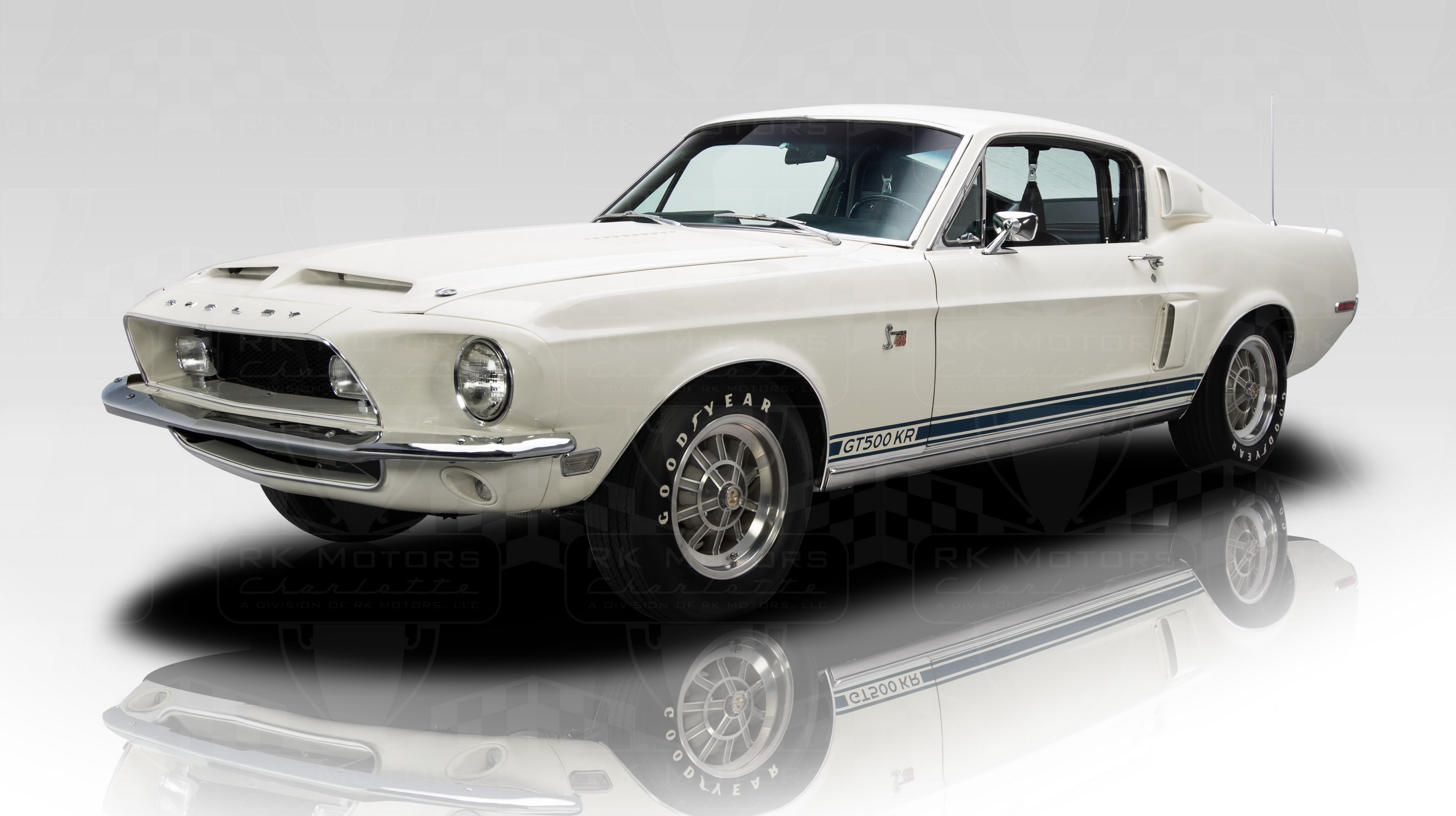1968 shelby mustang gt500 kr top speed