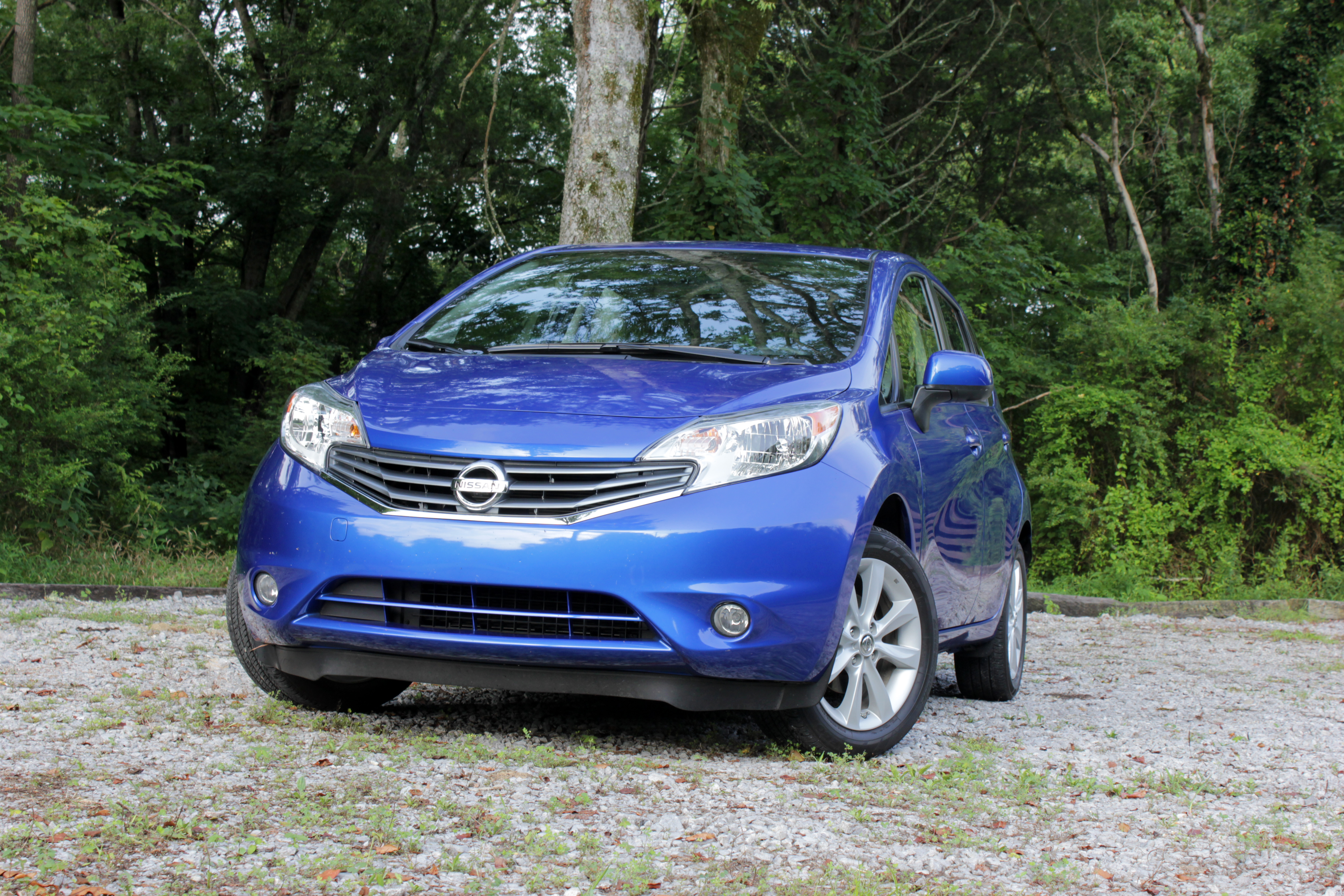 2014 Nissan Versa Note Review - Driven | Top Speed. »