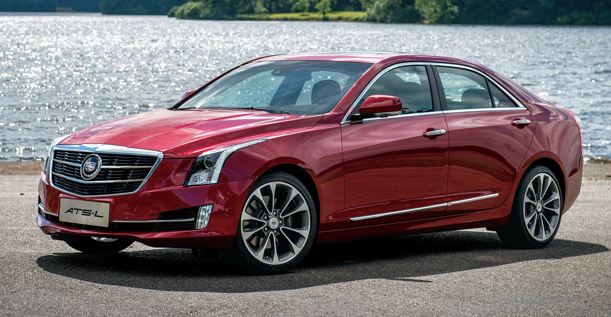 start road cadillac and review watch depth youtube ats coupe in sedan up test