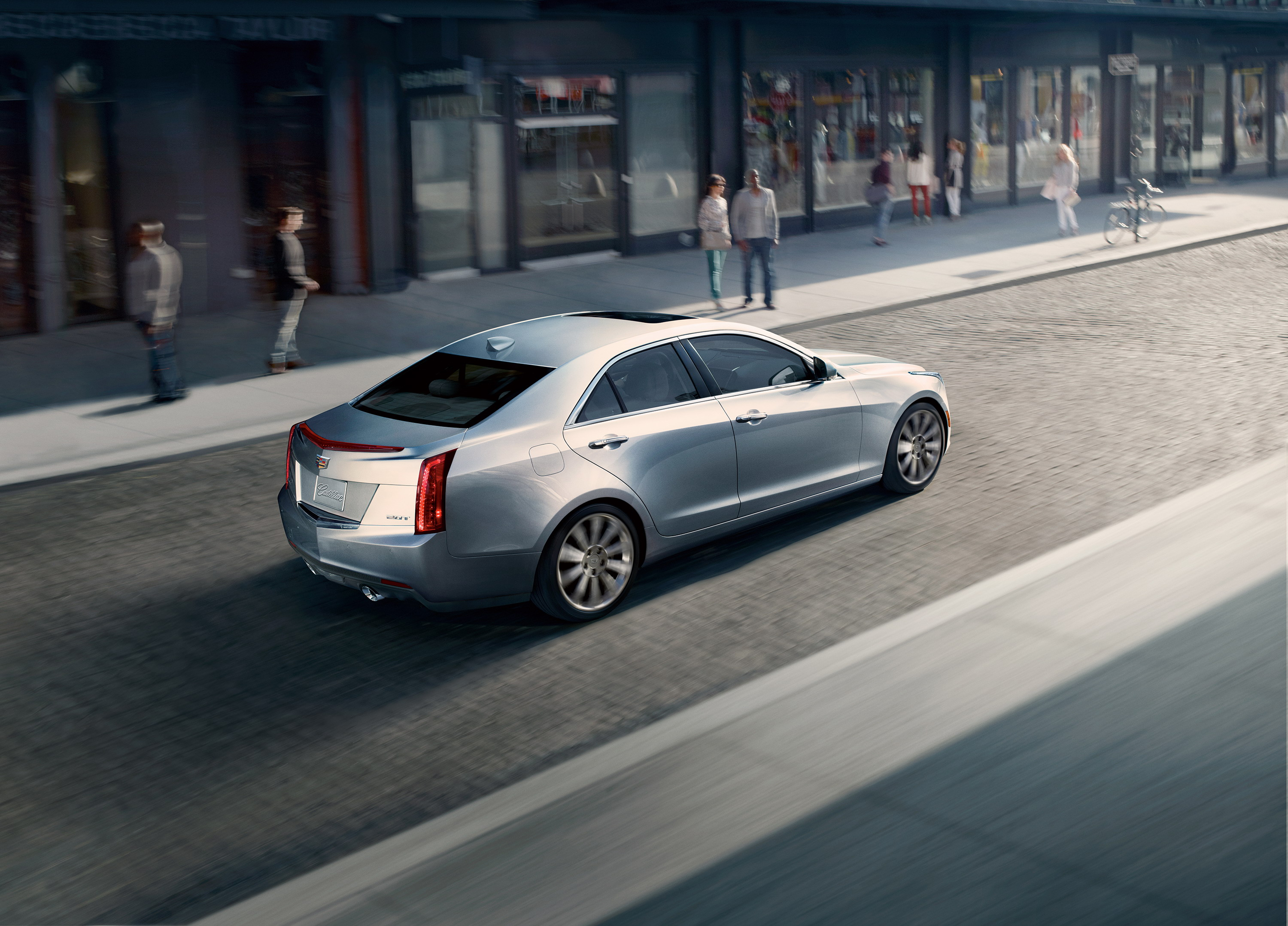 preview news coupe sedan h ats video cadillac