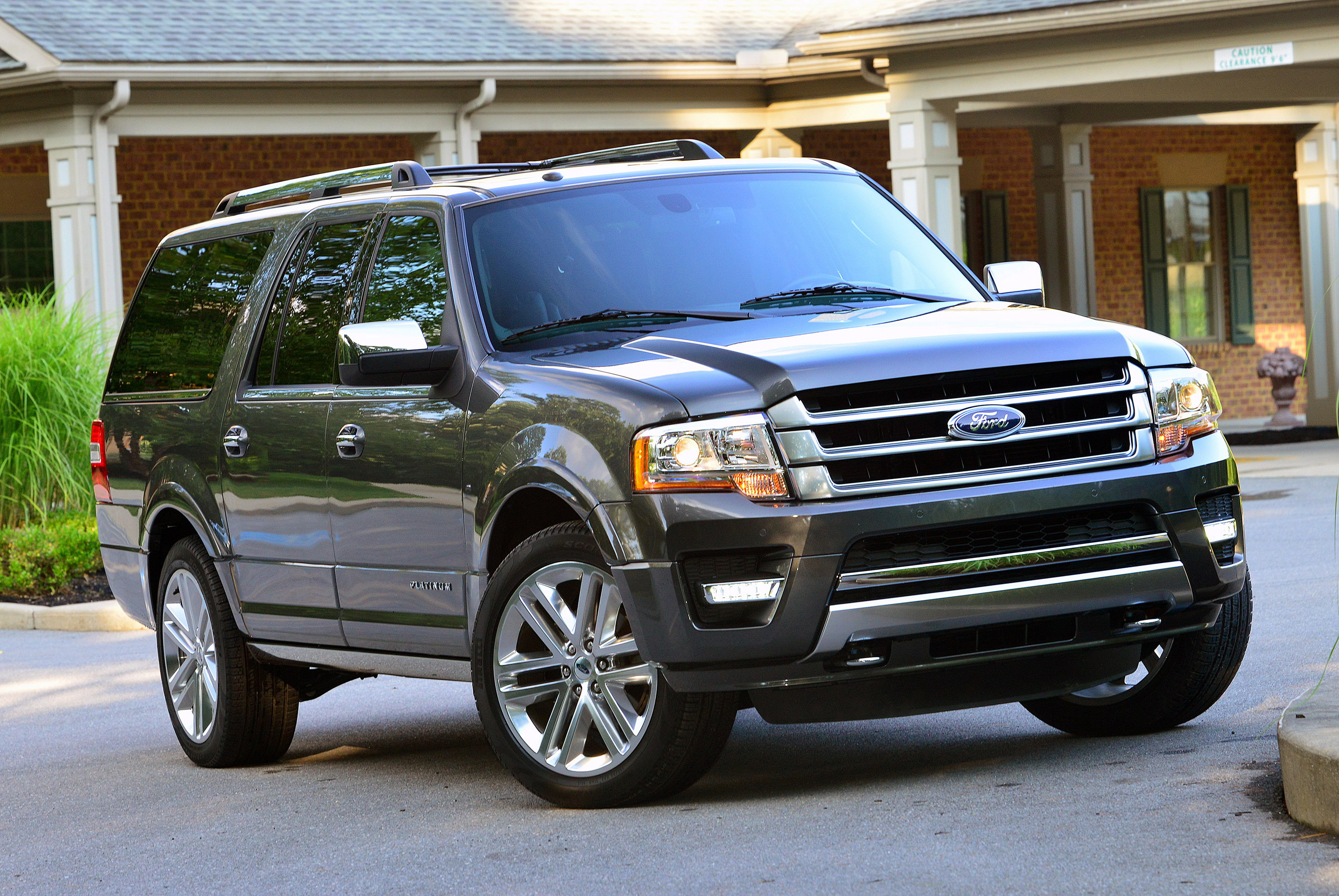 Ford Expedition Top Speed