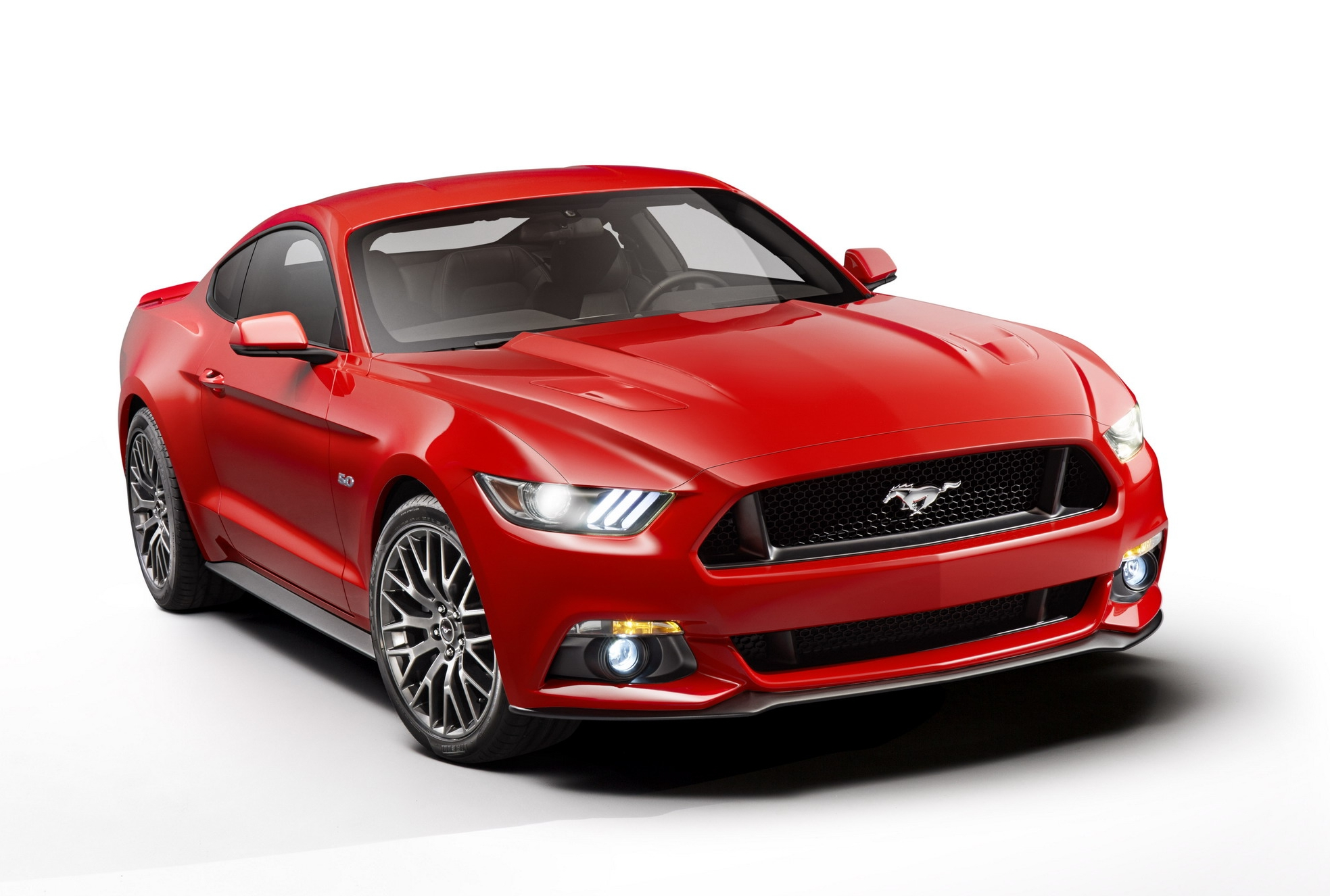 2015 Ford Mustang Will Be Put Into Production On July 14