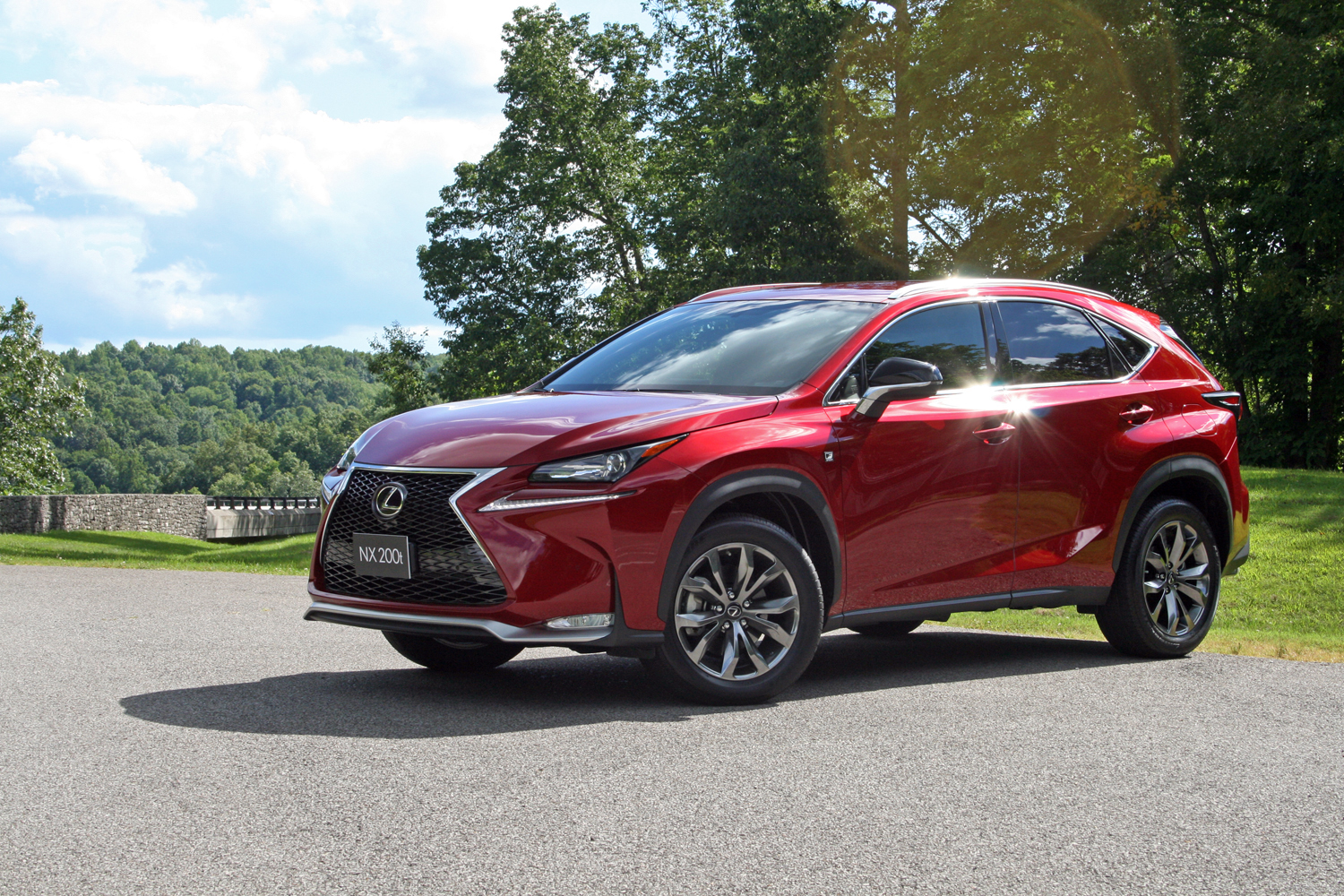 2015 Lexus NX   First Drive Review   Top Speed. »