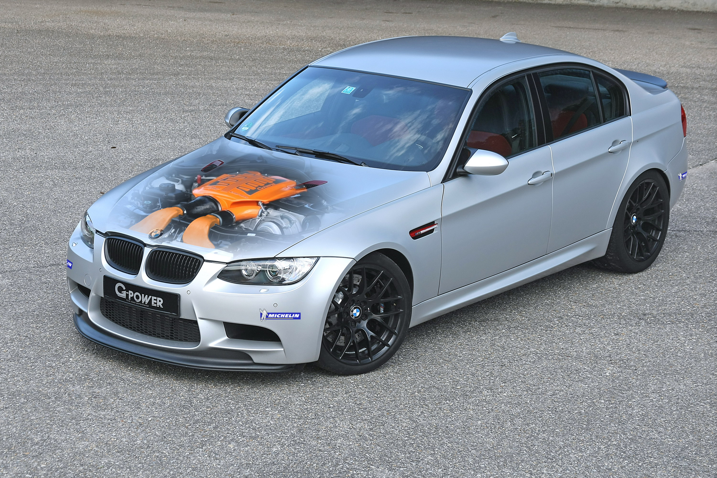 2012 BMW M3 CRT By G-Power Review - Top Speed