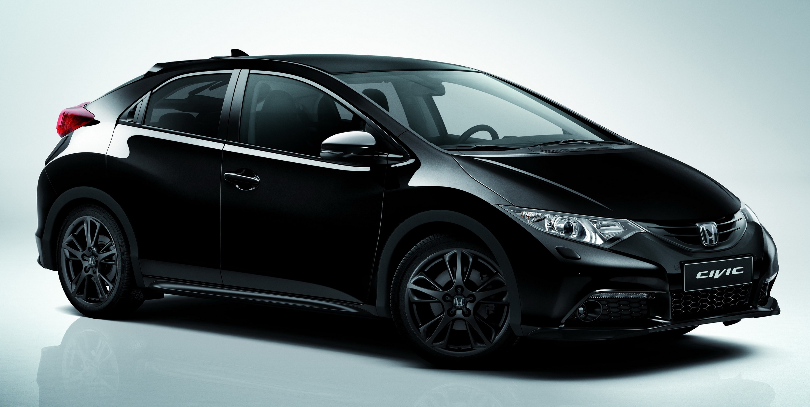 2014 Honda Civic Black Edition | Top Speed
