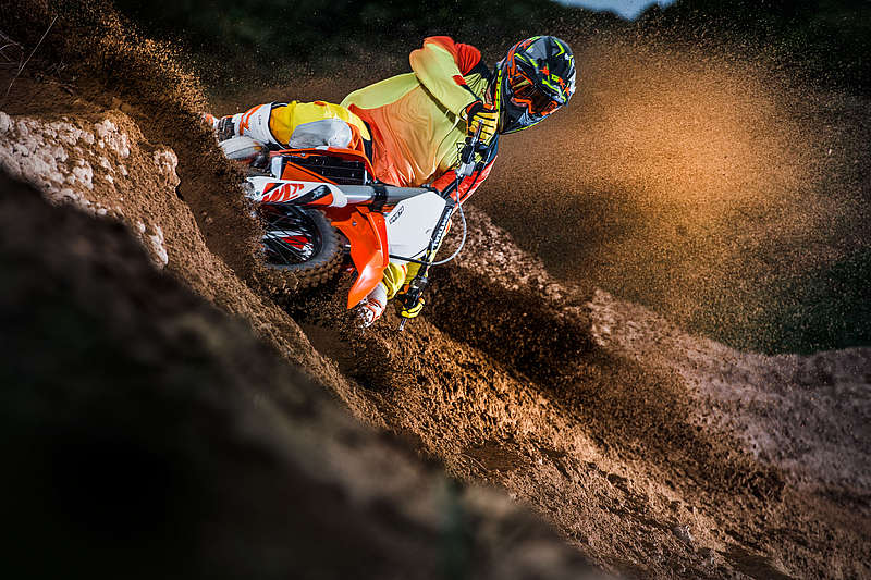 2015 KTM 150 SX | Top Speed