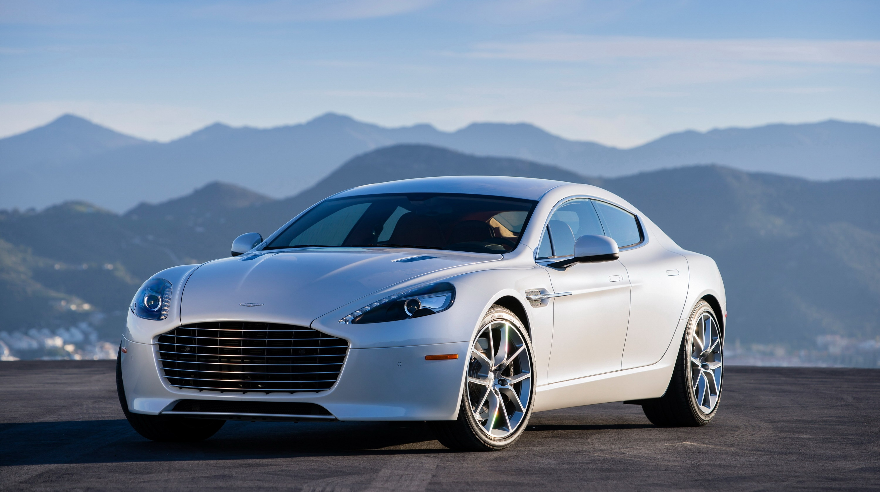 2014 2015 Aston Martin Rapide S Top Speed