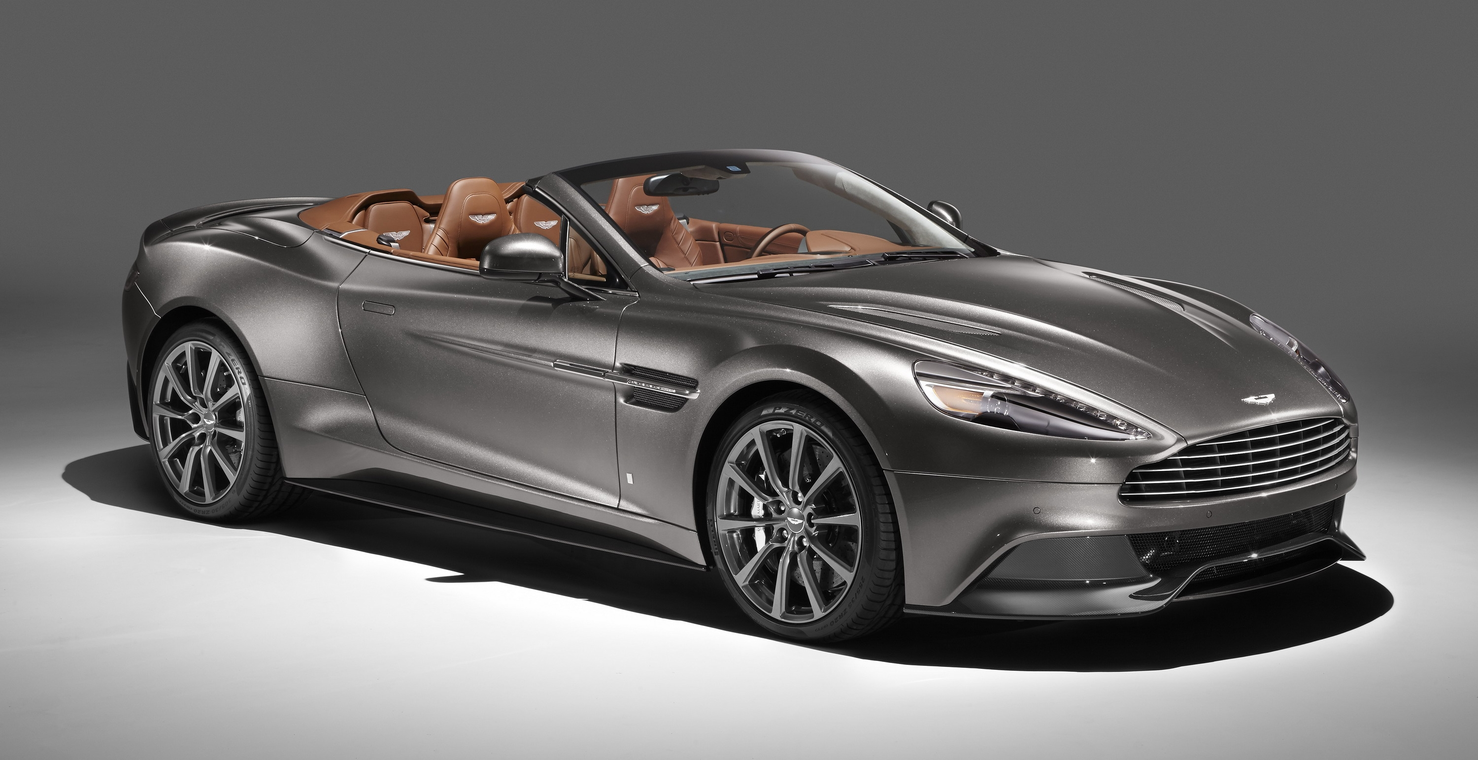 2014 aston martin vanquish volante by q top speed. Black Bedroom Furniture Sets. Home Design Ideas