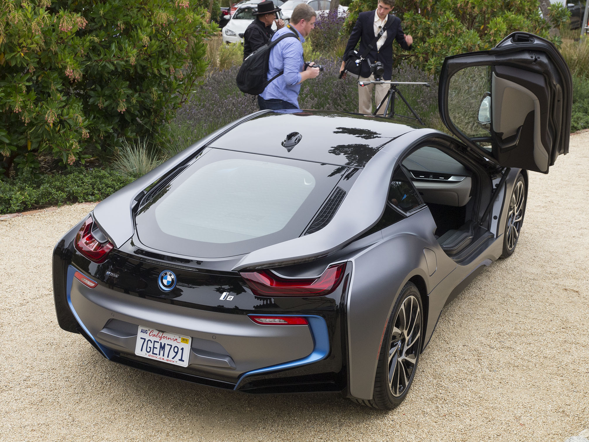 2015 Bmw I8 Concours D Elegance Edition Top Speed