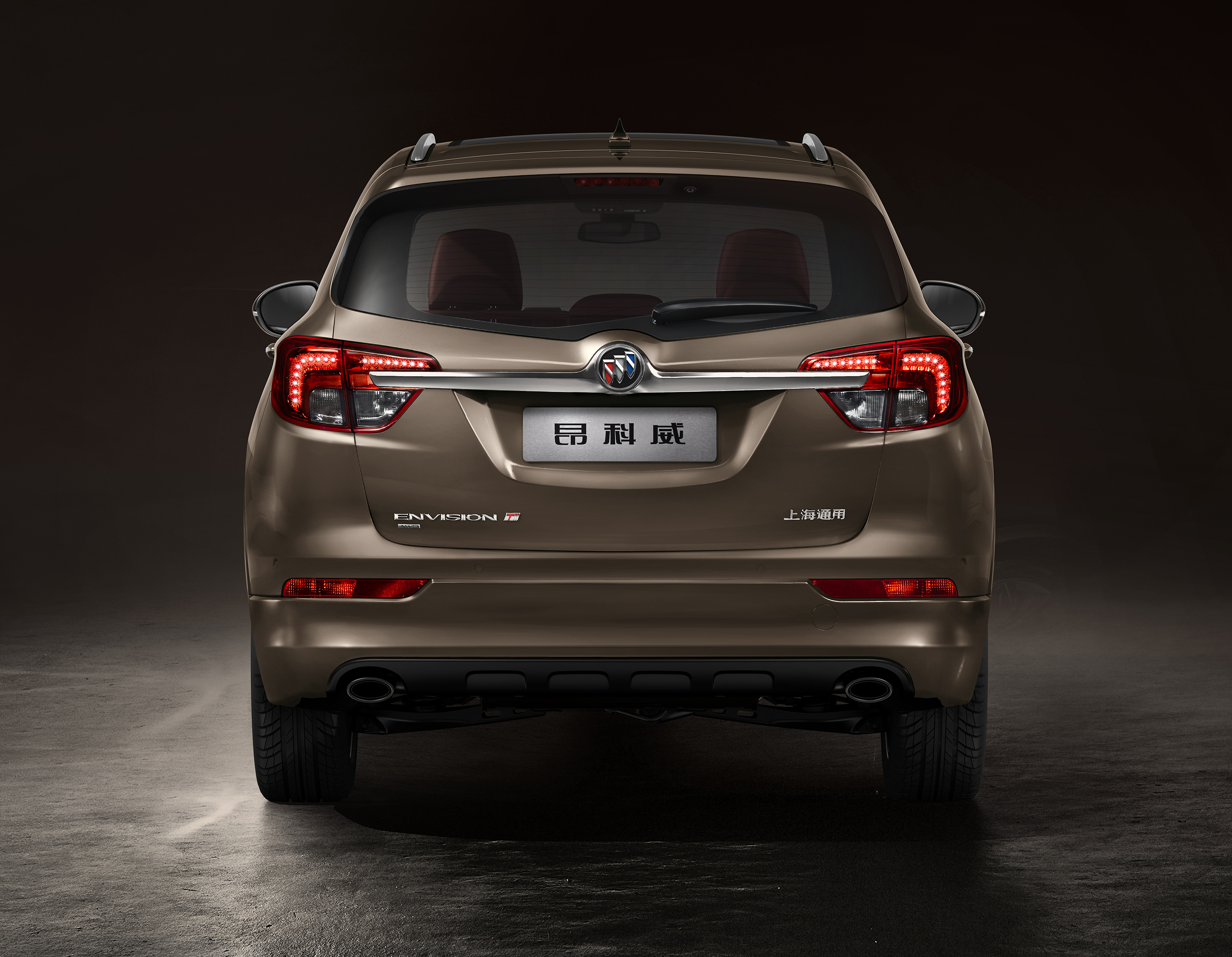suv buick h preview envision news
