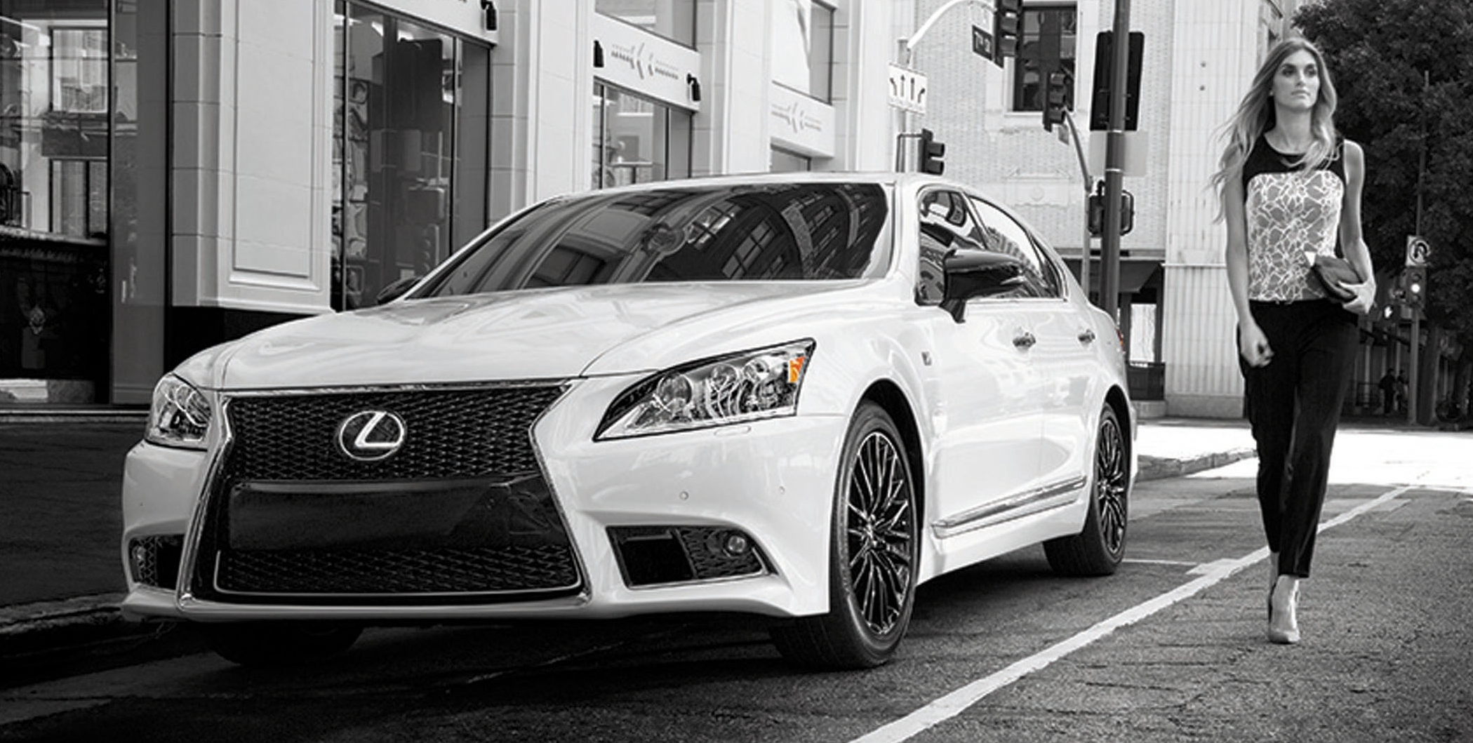 2015 Lexus Ls Crafted Line Edition Review Top Speed