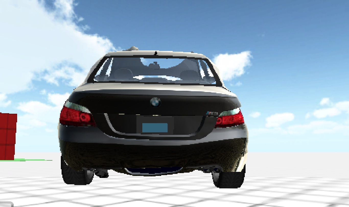how to drive bmw car